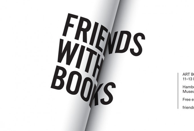 Hamburger Bahnhof | FRIENDS WITH BOOKS – ART BOOK FAIR BERLIN 2015