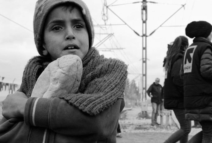 Galerie Hilaneh Von Kories | Neal McQueen »Perilous Hope – A Documentary On Refugees«