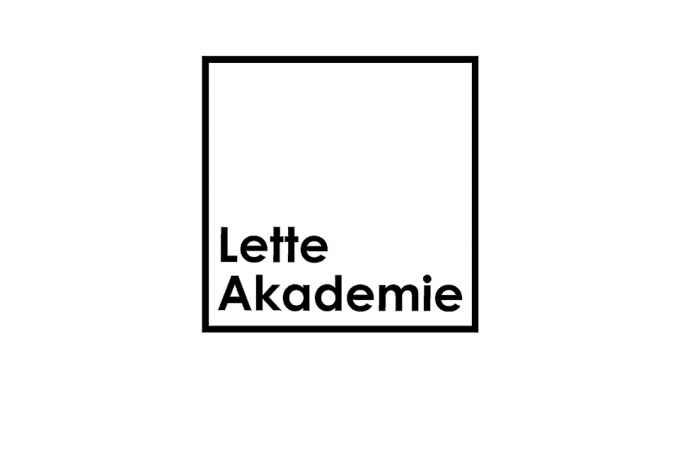Lette-Akademie Berlin | Photography Workshops Spring 2019