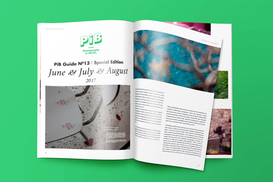 Preview: PiB Guide Nº13 Special Edition June / July / August 2017