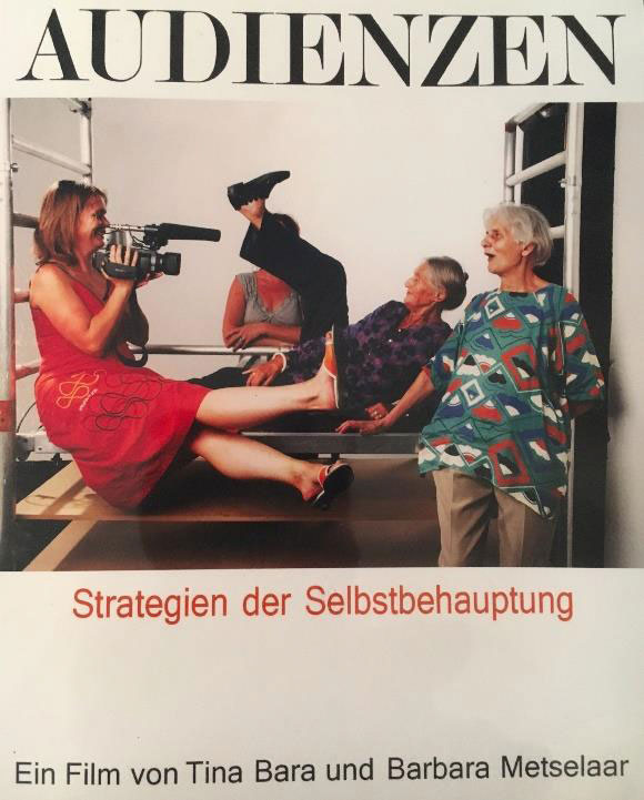 """AUDIENZEN - Strategien Der Selbstbehauptung"", A Documentary By Tina Bara And Barbara Metselaar, 2007, 52 Min"