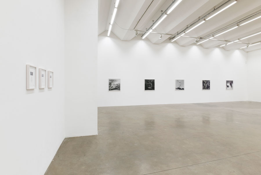 Sexauer Gallery | Ornella Fieres »The Recurring Frequency Of A Fading Moment« | Installation View, Photo © Marcus Schneider, Courtesy Sexauer