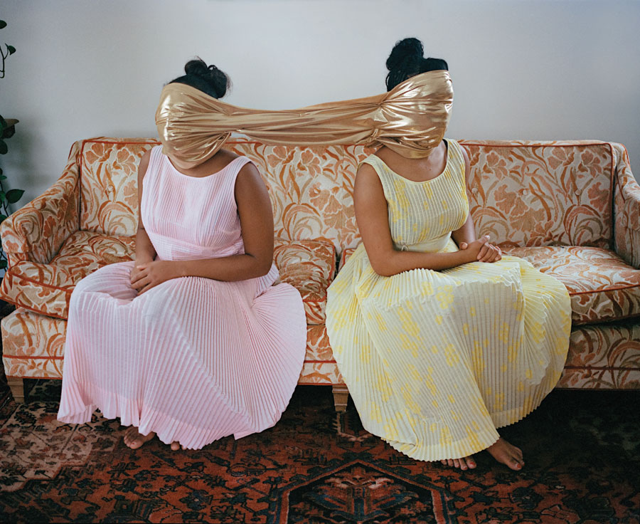 © Nydia Blas, The Girls Who Spun Gold