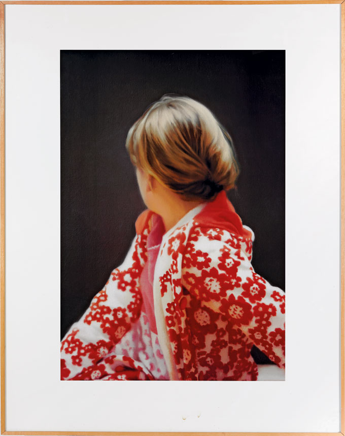 Gerhard Richter, Betty, 1991, (WV-Nr 75) © Gerhard Richter 2018 (0131)