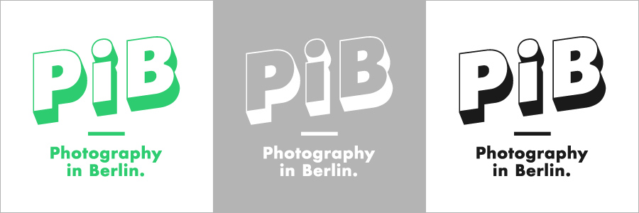 PiB Photography In Berlin, Logo Download