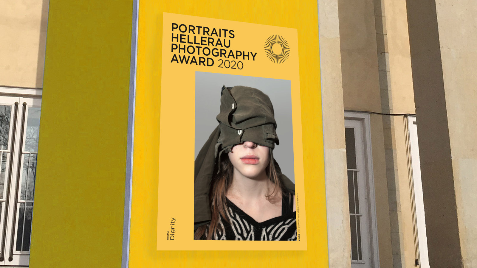 »PORTRAITS – Hellerau Photography Award 2020«