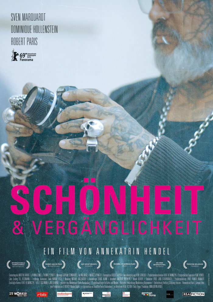 Schönheit Und Vergänglichkeit (Beauty And Decay) | Documentary By Annekatrin Hendel | Movie Poster © Itworks