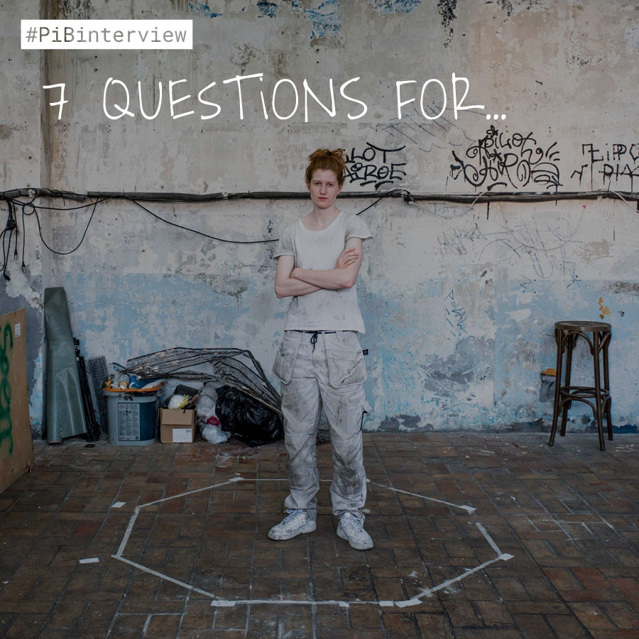 PiB Interview Nº13 | »7 Questions For…« Mona Schulzek