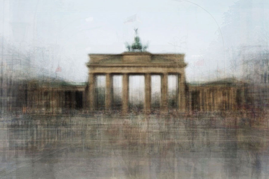 Berlin, 2006, From The Series Photo Opportunities (2005 – Present), (Detail) © Corinne Vionnet