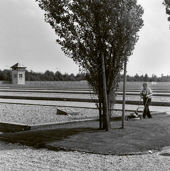 Dachau 1987, From The Series Memorials, 1987 © Henning Langenheim | Akg-images