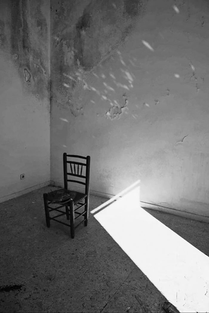 """From The Series """"Dialogue With Adela"""" © Adela Sanz"""