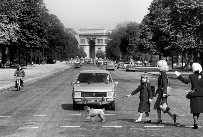 Argus Fotokunst | Roger Melis »Paris Zu Fuß / Paris By Foot«