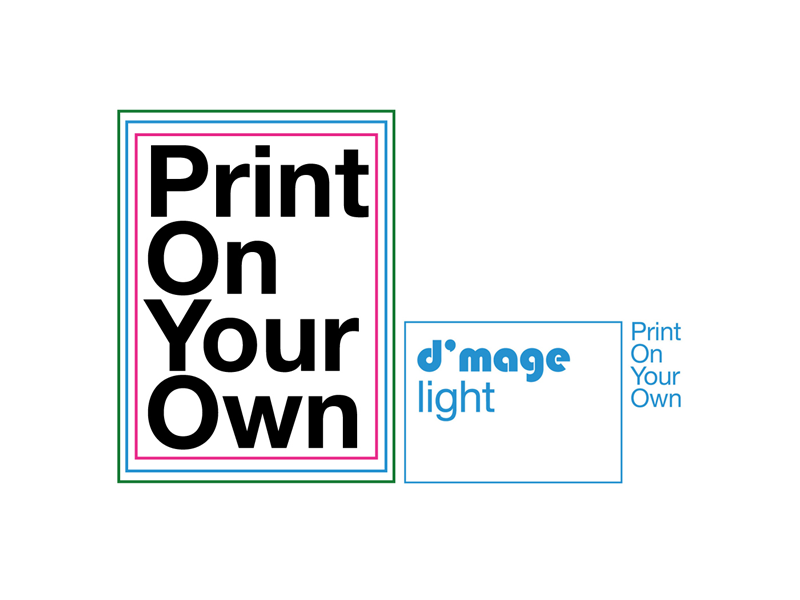 D'mage Light / Print On Your Own
