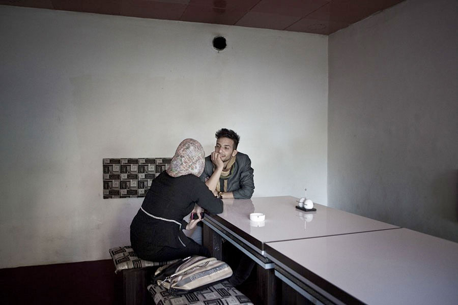 From The Series Afghan Dream © Sandra Calligaro