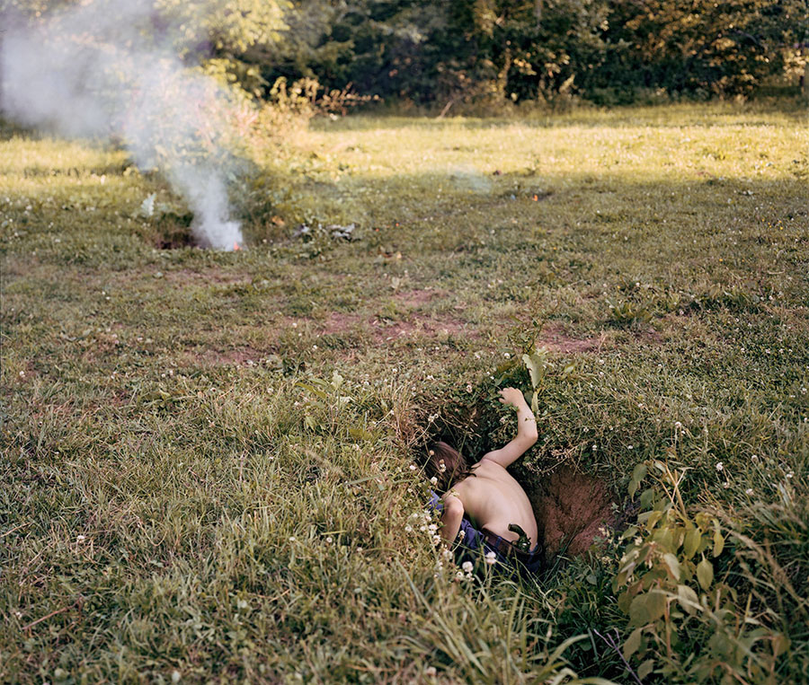 © Morgan Ashcom, From The Series 'What The Living Carry'