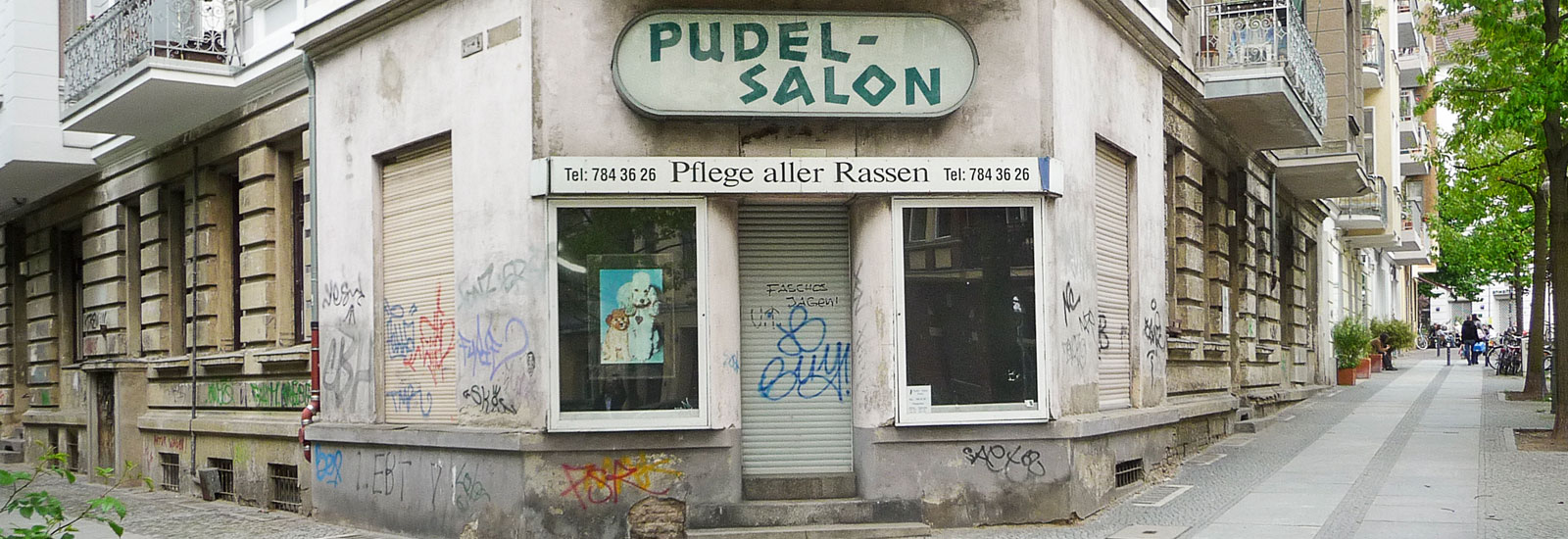 Pudel-Salon | Alexander Steffen »Vanishing Berlin – Revisited #2«