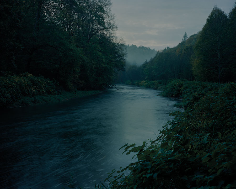 An Endless Stream, 2014 © Mike Chick