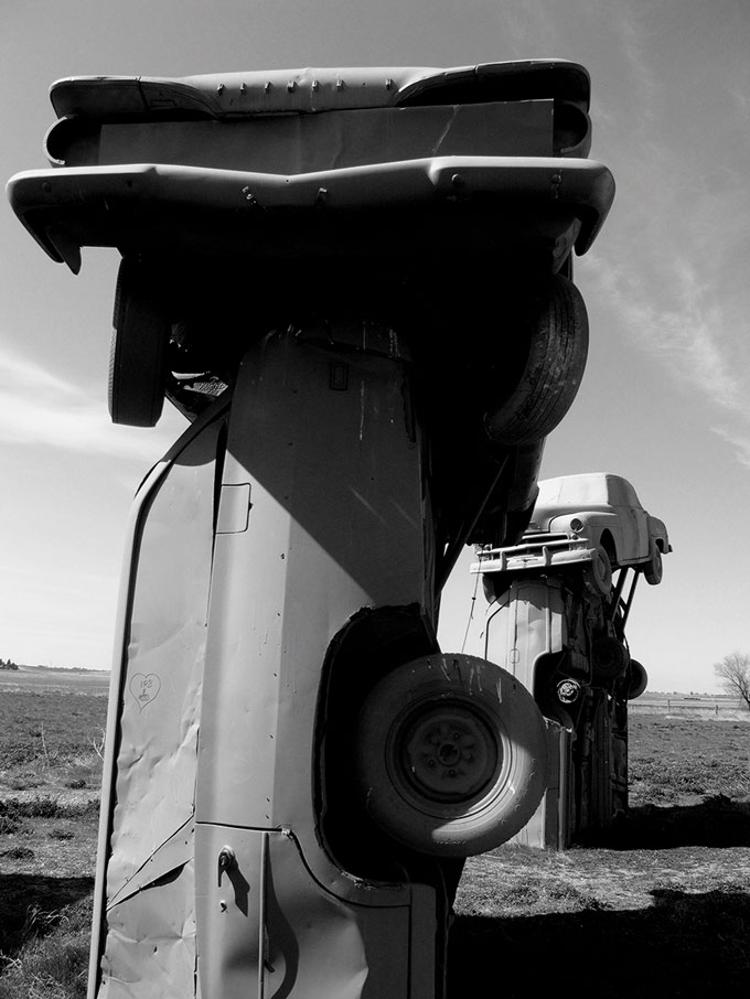 © James Hendricksen, Carhenge, Alliance, Nebraska, 2012