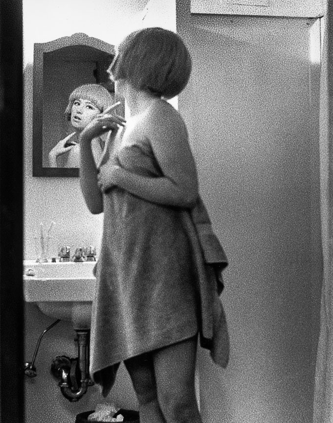 Cindy Sherman, Untitled Film Still #2, 1977 © Courtesy Of The Artist And Metro Pictures, New York