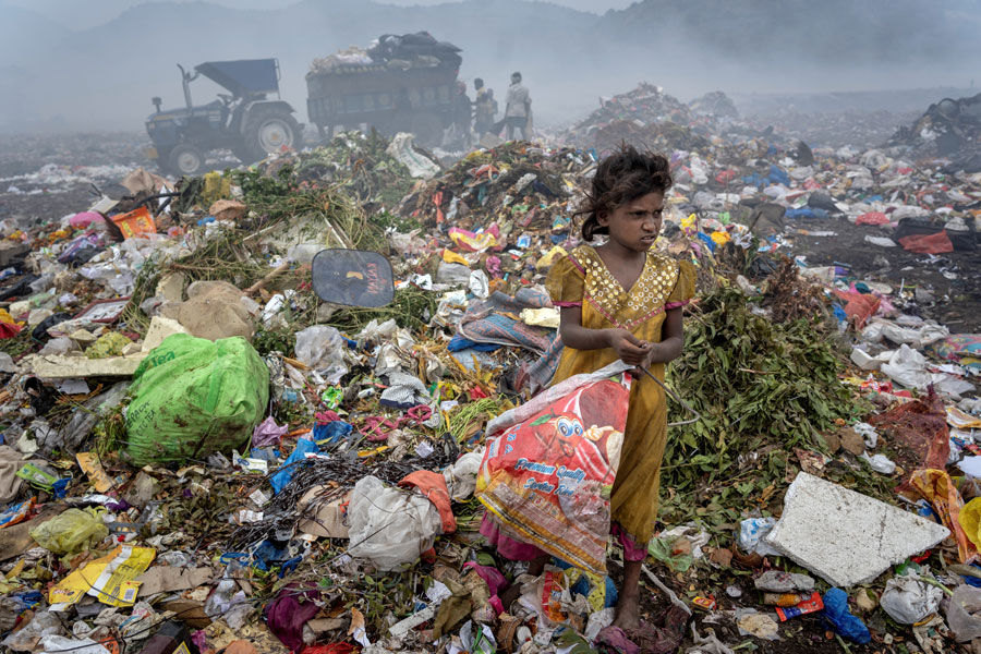 The Waste Pickers, Indien, 2018 © Christoph Püschner