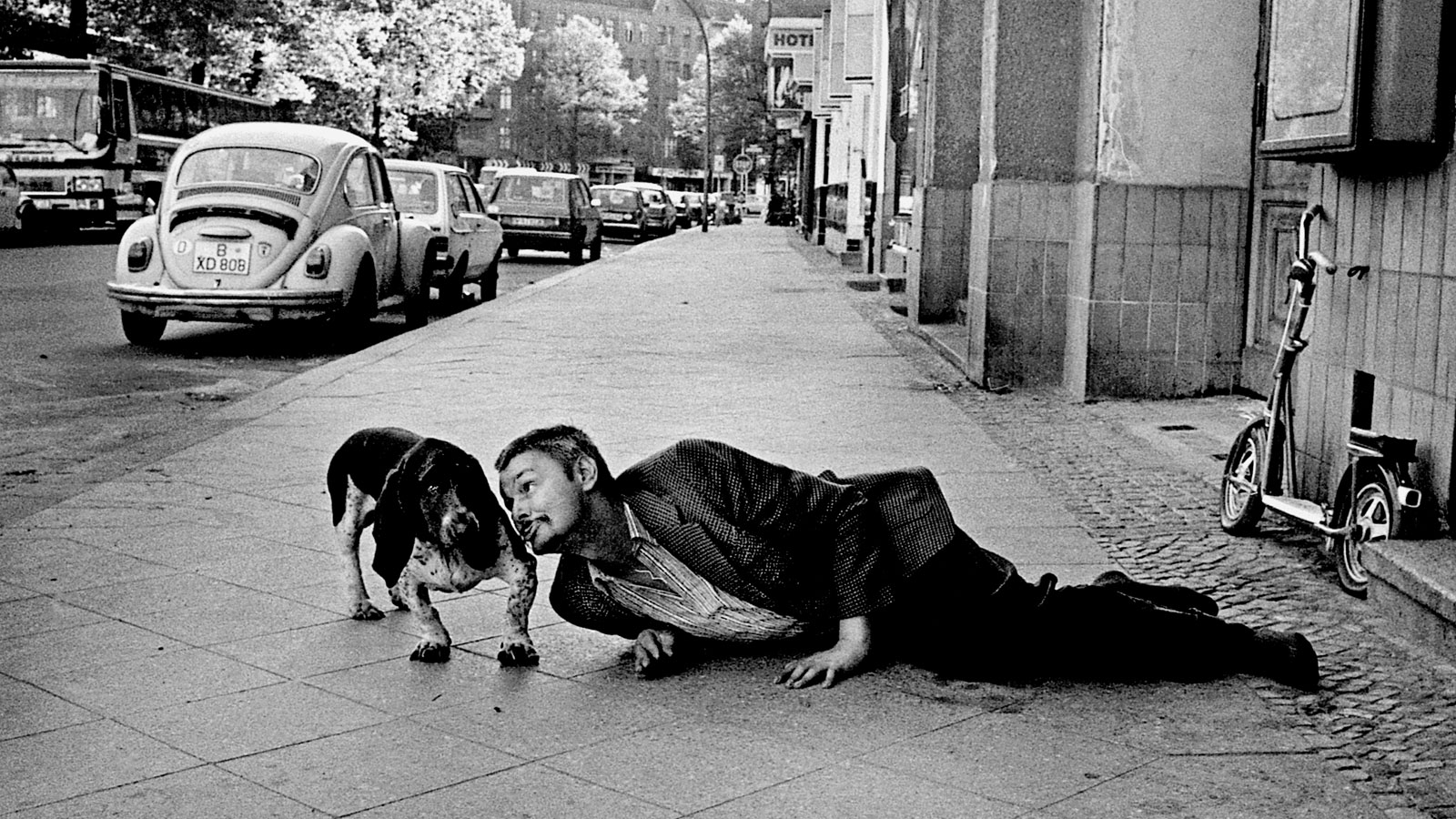 Stiftung Reinbeckhallen | »Berlin, 1945–2000: A Photographic Subject«