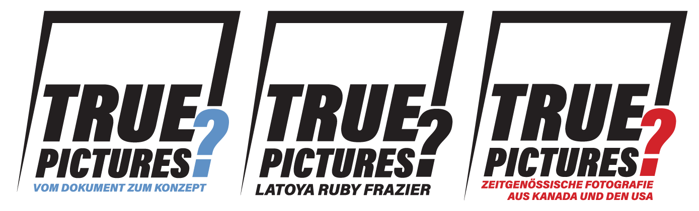 'True Pictures? From Document To Concept. Positions Of Contemporary Photography From The USA |Museum Für Photographie Braunschweig + Sprengel Museum Hannover + Kunstmuseum Wolfsburg